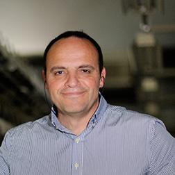 Patrick Massebeuf, président de Massebeuf Textiles
