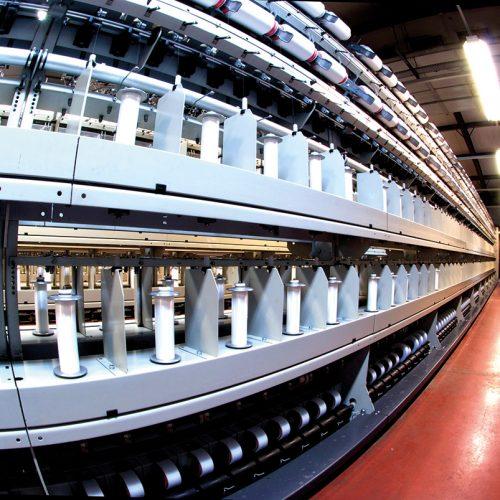 Machines usine Massebeuf Textiles